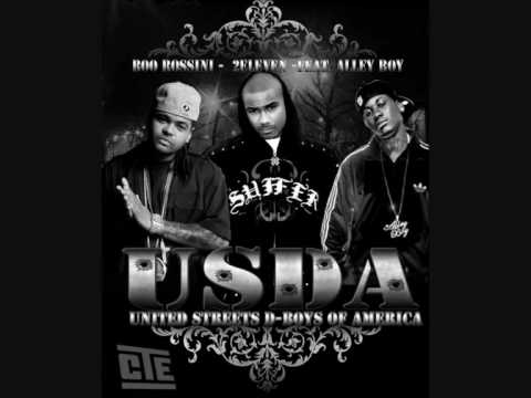 USDA Feat. Alley Boy - Rep My City