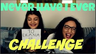 Never Have I Ever Challenge || fraoules22