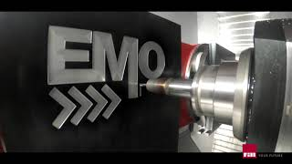 Preview FILL SYNCROMILL @ EMO Milano 2021