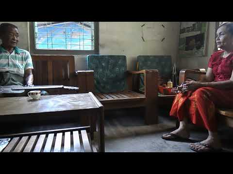 Classical song of Myanmar by armature singer and musician