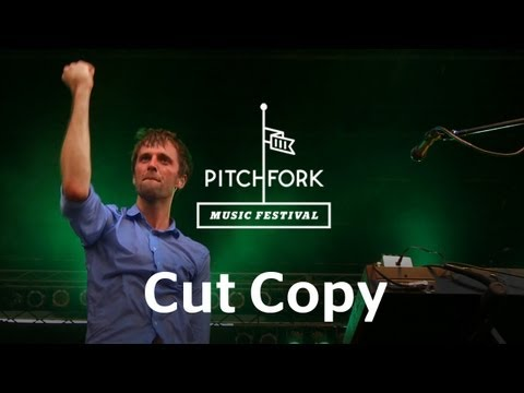 Cut Copy - Hearts On Fire - Pitchfork Music Festival 2011