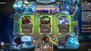 Hearthstone KFT: Hunter Deck vs Arthas FAIL Reel