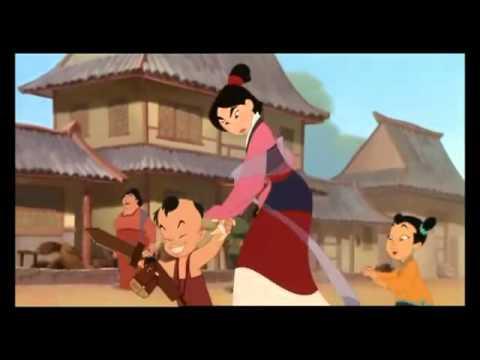 "Mulan: "" Molto onore ci darai "" [CartoonMania]"