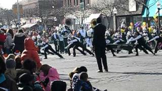 Cass Tech High School Marching Band