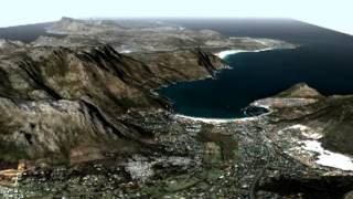 Cape Point, South Africa - IMAX Safari 3D - Presentment 2003