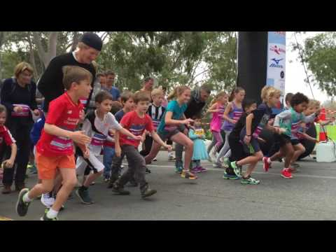 2016 The Athlete's Foot Adelaide Marathon Festival post event promo