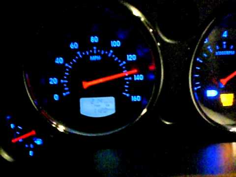 4g Mitsubishi Eclipse GT Governed Top Speed - YouTube
