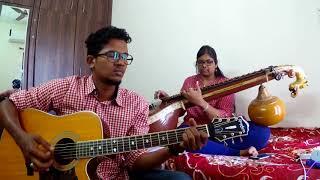 Neeyum Naanum | Veena Anjani Srinivasan Ft | Isaac Thayil | Naanum Rowdydhaan | Live | Anirudh | Raw