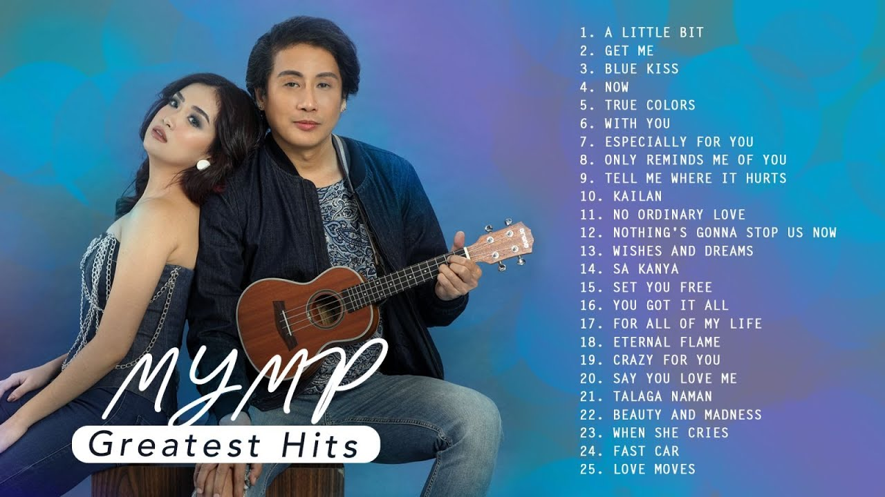 MYMP Best OPM Love Songs - Non-stop Greatest Hits