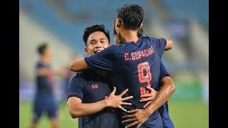 U23 Thái Lan 4-0 U23 Indonesia: Chiến thắng 4 sao, người Indonesia VỠ MỘNG