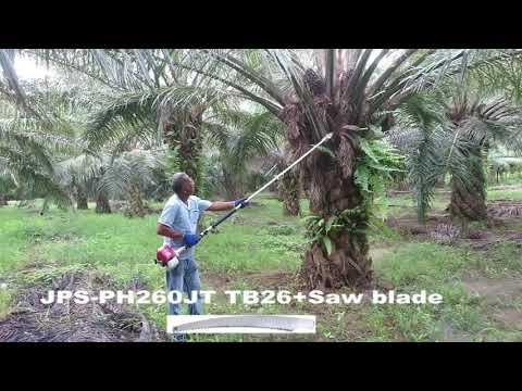 Mesin Pemanen Sawit (MORI Palm Harvester Machine)