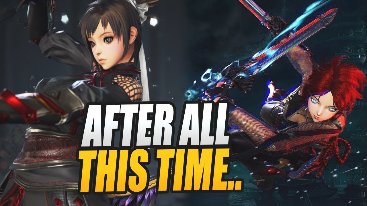 Download Blade & Soul Unreal Engine 4 Update - It's Finally Here!