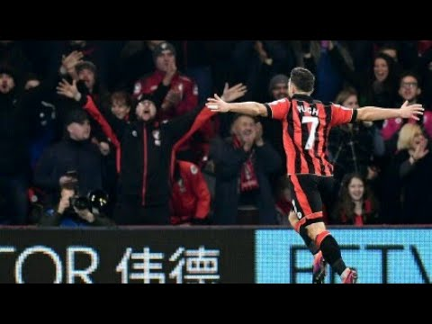 Download Bournemouth vs Leicester City 1-1 ⚫ All Goals & Highlights 03-03-2018 HD