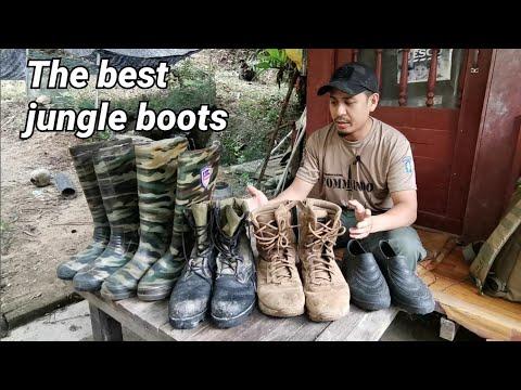 Jungle Boots.