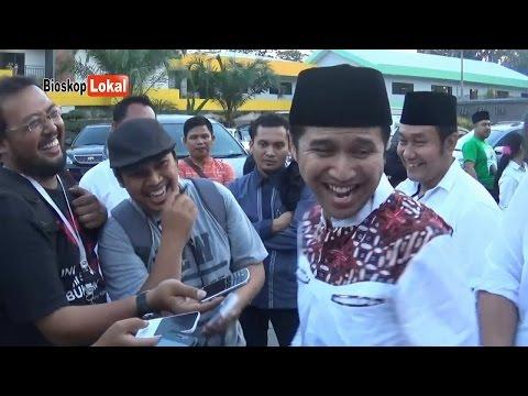 Aksi Lucu Ngakak Suami Arumi Bachsin Di Jailin Calon Wakil Bupati Trenggalek