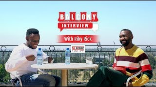 #BalconyInterview (1/2): Riky Rick On Message Music, Taking A Break & The Wounds Of Black People