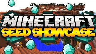 Minecraft Seed Showcase: BEST SEED! (20 DIAMONDS, 3 Temples, Villages, & MORE!) - Stafaband
