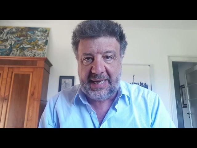 Gaetano Savatteri a Una Ghirlanda di Libri 2021