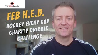 #FEBH.E.D. (Hockey Every Day) Challenge