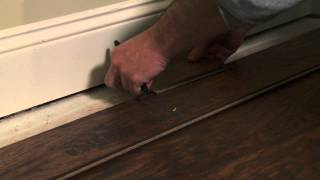 How to Install Pergo Flooring: Chapter 6 - La.