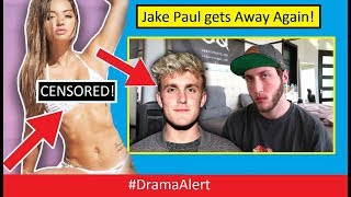 Jake Paul's Erika Costell NIPSLIP! #DramaAlert Markiplier ROAST RiceGum! Banks BAD!