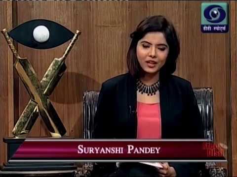 DD Sports   Indian blind cricket team interview