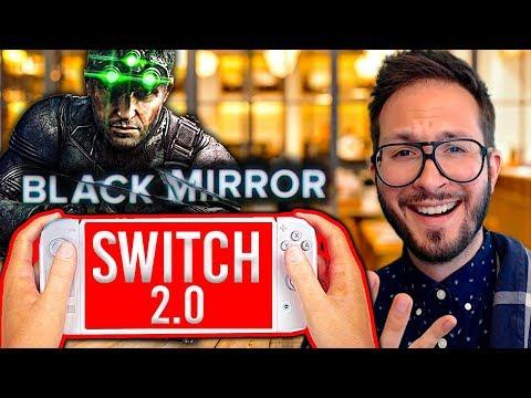 La nouvelle Nintendo Switch en 2019 ! Splinter Cell et Prince of Persia c'est pour quand ?