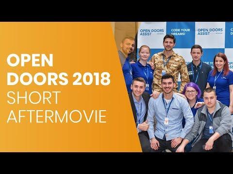 Open Doors ASSIST 2018 – Short Aftermovie