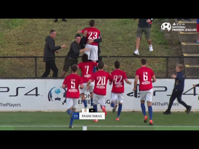 Three Stunning Goals from Halfway - PS4 NPL NSW
