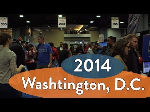 Washington, DC Travel & Adventure Show 2014