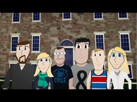 Blue Ocean Ideas gets Animated - Merry Christmas 2012