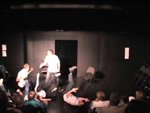 """The """"Hamilton Snow Globe Academy"""" - An Improv Scene"""
