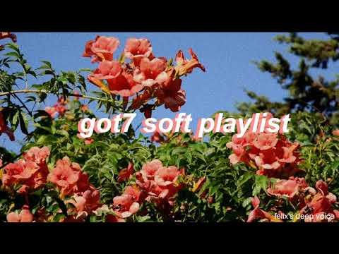 got7 - chill/soft playlist