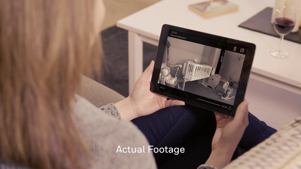 C2 Wi-Fi Security Camera | Honeywell Home | UK