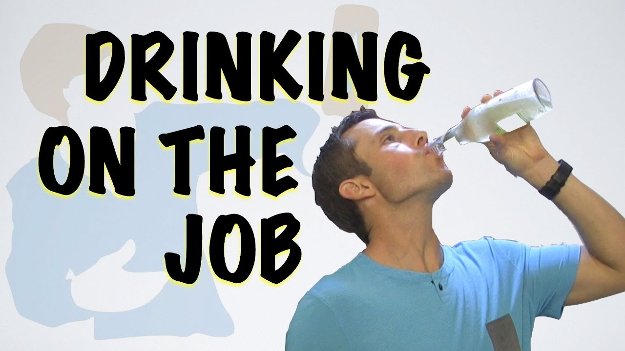 Drinking On The Job As A Bartender Yes Or No Youtube