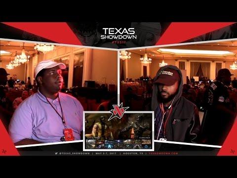 TXS17 - black ( Scorpion ) vs EchoFox | Scar ( Triborg ) Mortal Kombat XL Grand Finals