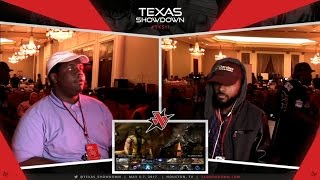 TXS17 - black ( Scorpion ) vs EchoFox | Scar ( Triborg ) Mortal Kombat XL Grand Finals