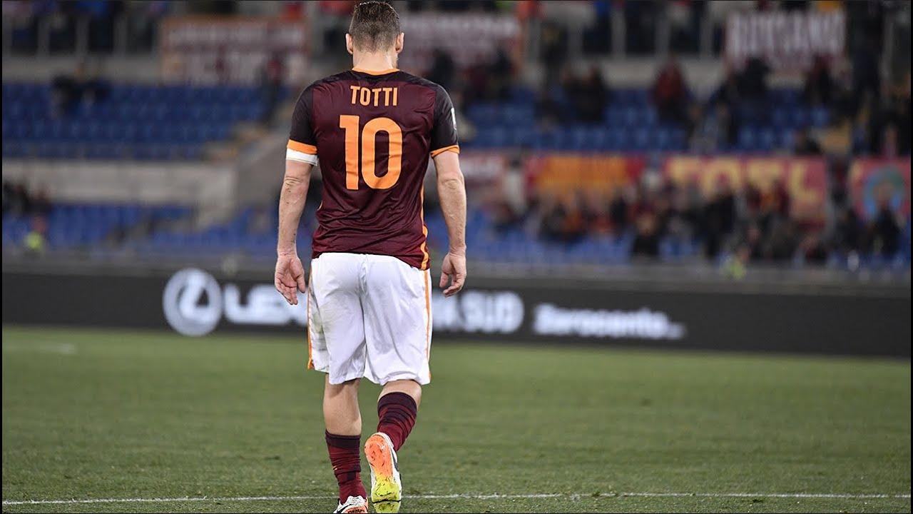 Francesco Totti 2015 2016
