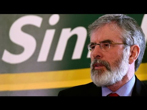A brief history of Sinn Féin - in 90 seconds