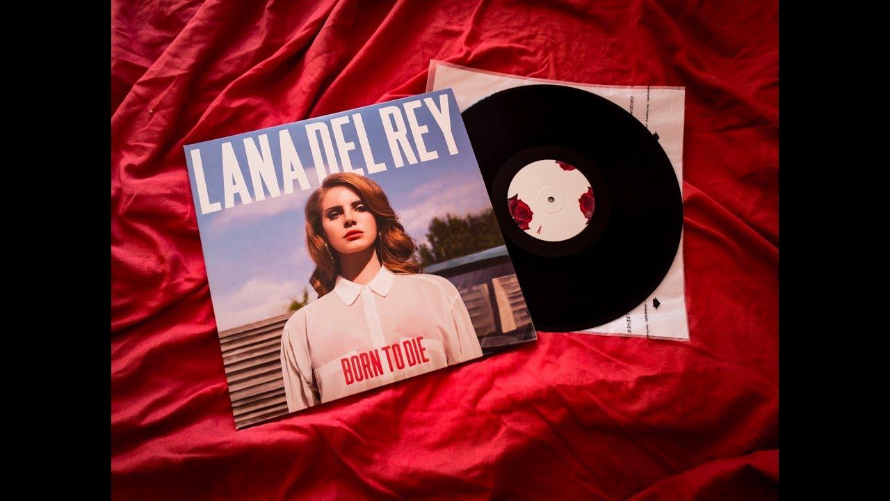Lana Del Rey Born To Die Deluxe Vinyl Unboxing Youtube