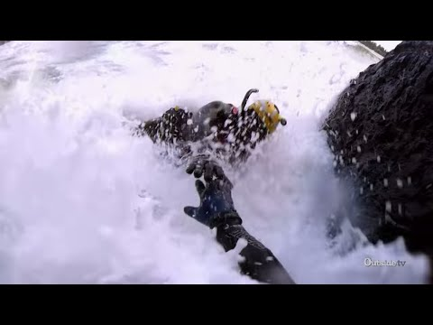 US Coast Guard Conducts Sea Cave Rescue | Heart and Hands