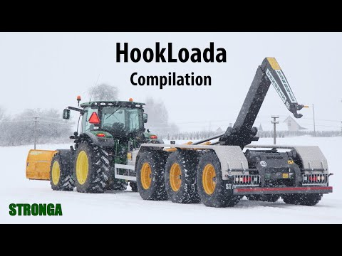 Stronga HookLoada film – The best hook lift footage from the past year