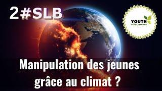 L'arnaque et la propagande de Youth for climate à Bruxelles