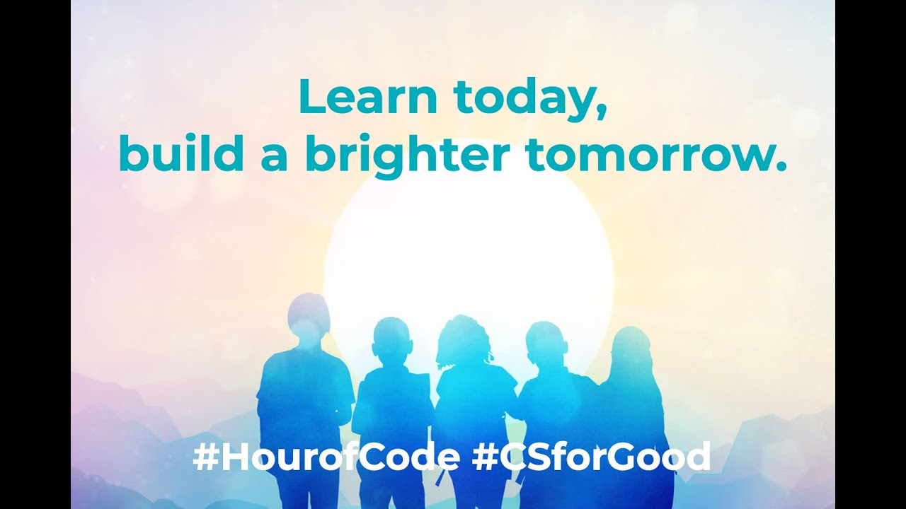 It's Hour of Code Week!