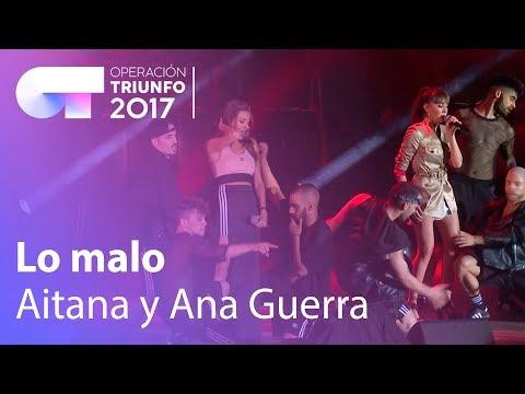 Aitana y Ana Guerra - 'Lo malo' - OT Concierto Bernabéu
