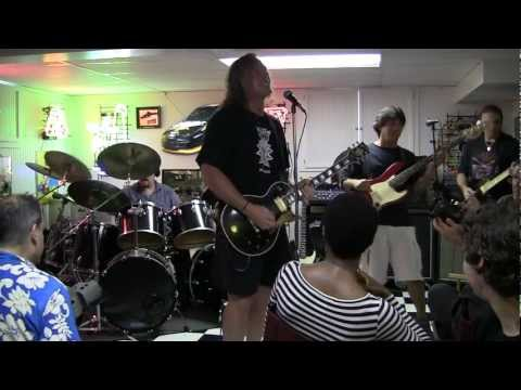 """Death Sentence"" - TENSION band rehearsal 9/4/2011"