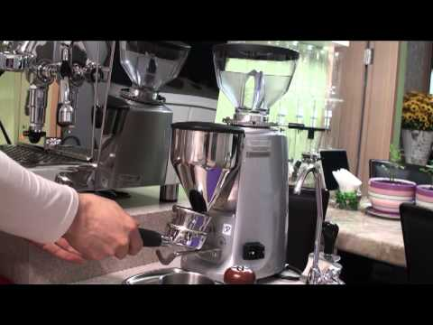 Mazzer mini elektronic b youtube for How to set up a mini bar at home