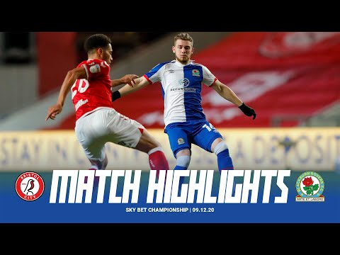 Bristol City Blackburn Goals And Highlights