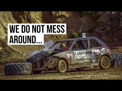 Car Crash Central - Autocross Guernsey
