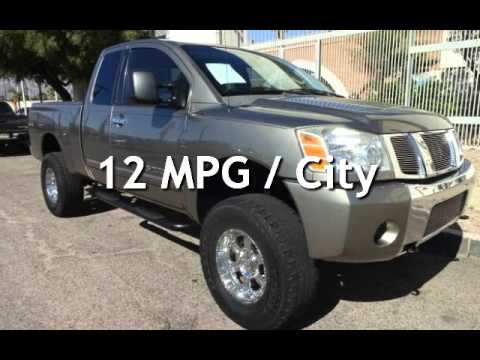 2007 nissan titan xe xe 4dr king cab for sale in tucson for Too hot motors tucson